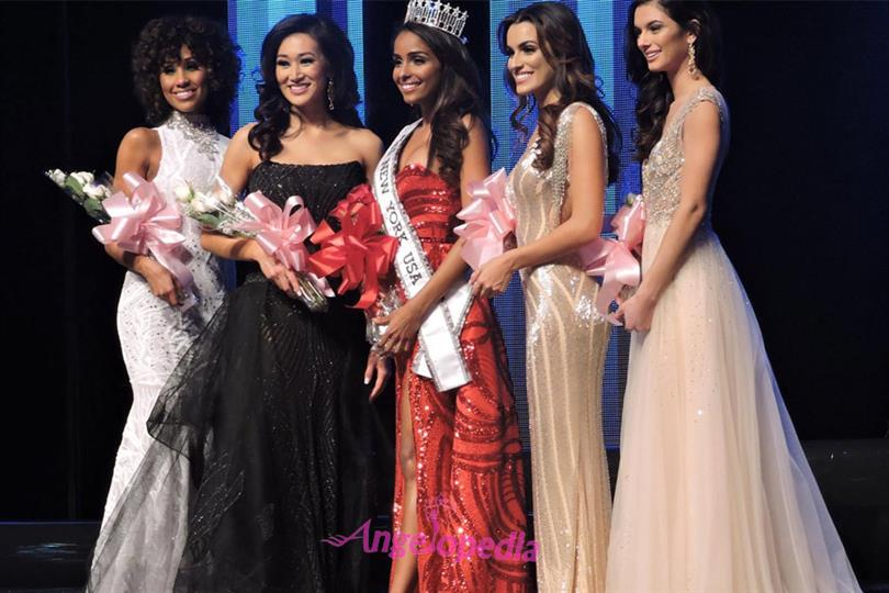 Genesis Suero crowned Miss New York USA 2018 for Miss USA 2018