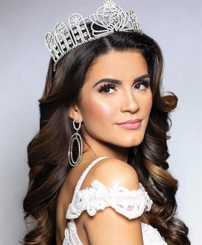 Ava Tortorici Miss New Jersey Teen USA 2019, delegate of Miss Teen USA 2019