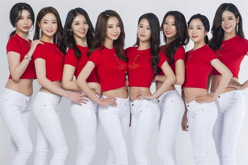 Miss Grand Korea 2019 Meet the Contestants
