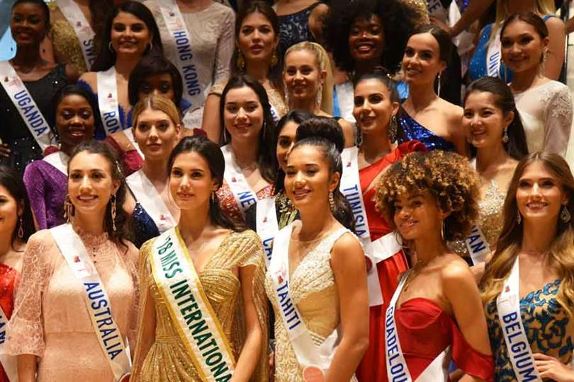 Miss International 2019 Schedule of Events and Activities