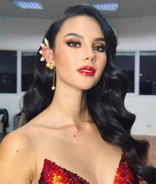 Catriona Gray rings in her birthday with a 4 million army