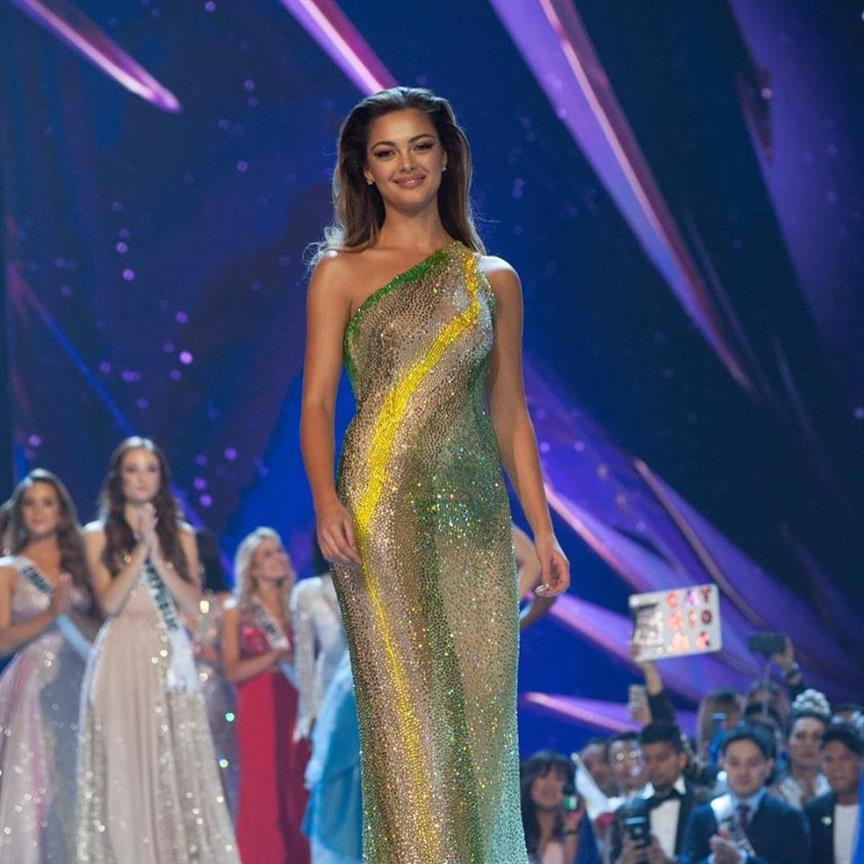 Demi-Leigh Nel-Peters shares her experience as Miss Universe 2017