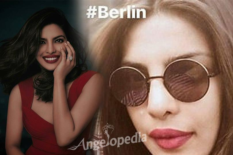 Former Miss World and Baywatch actress Priyanka Chopra was criticized for taking selfies at Berlin's Holocaust Memorial