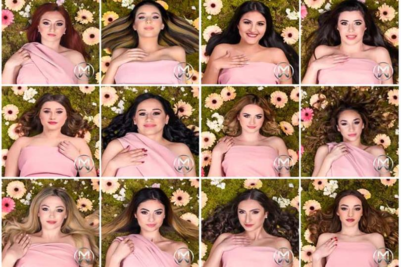 Miss World Malta 2020 Meet the Contestants
