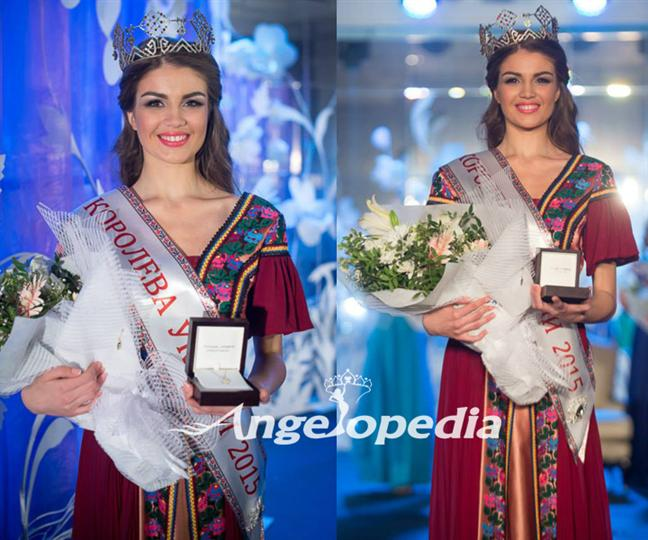 Kateryna Kachashvili ????????? ????????? Winner Queen of Ukraine 2015