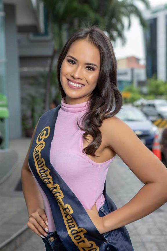Miss Ecuador 2019 Top 8 Hot Picks
