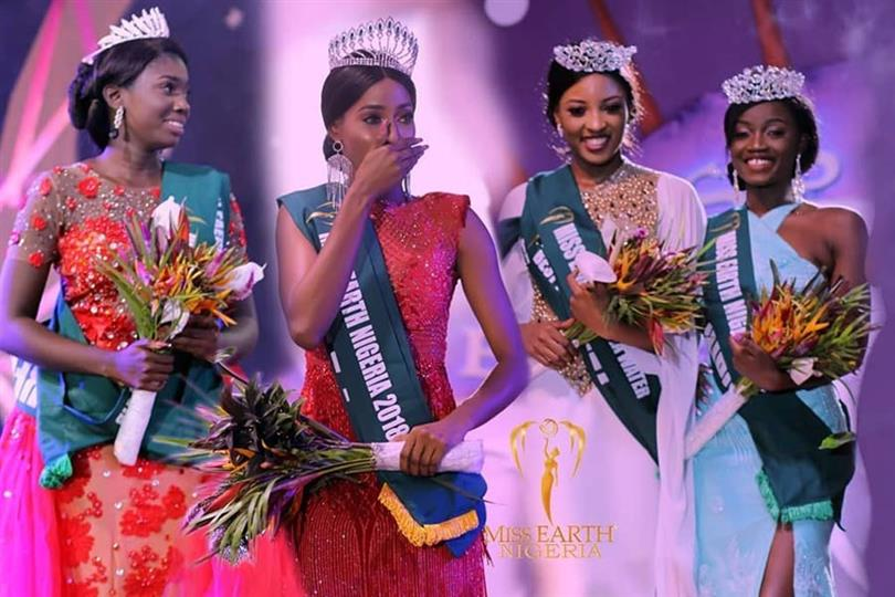Maristella Okpala crowned Miss Earth Nigeria 2018