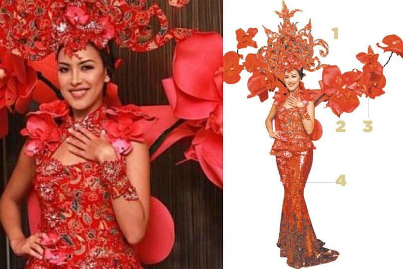 Singapore National Costume