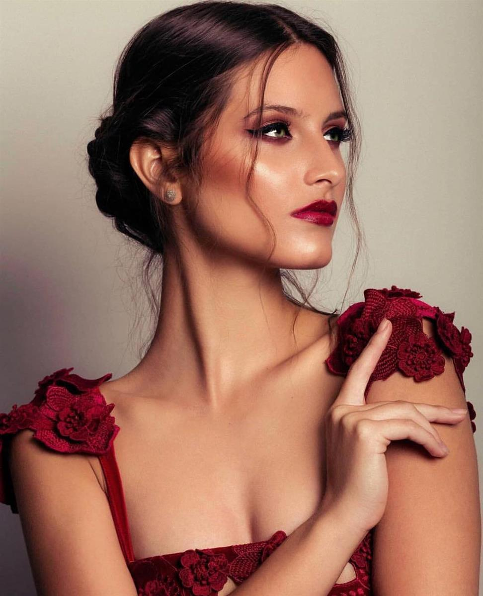 Krystal Xamairy announced Miss Earth Puerto Rico 2018