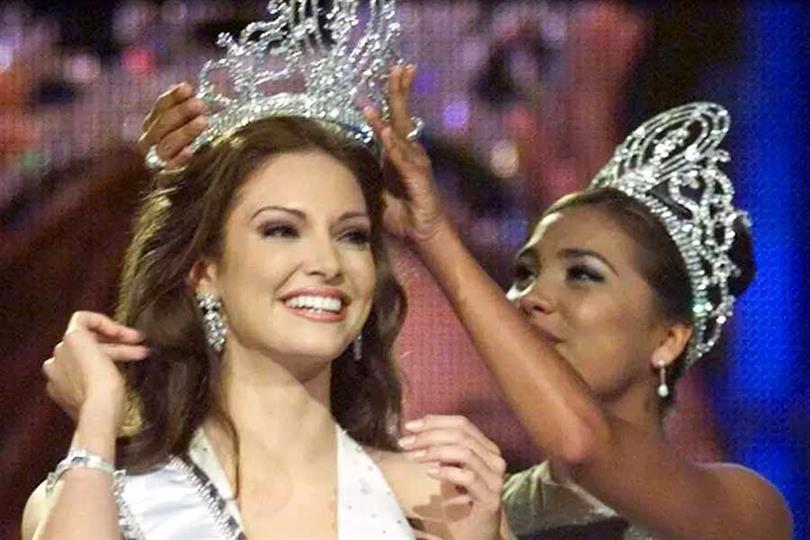 Miss Universe 2001 Denise Quiñones