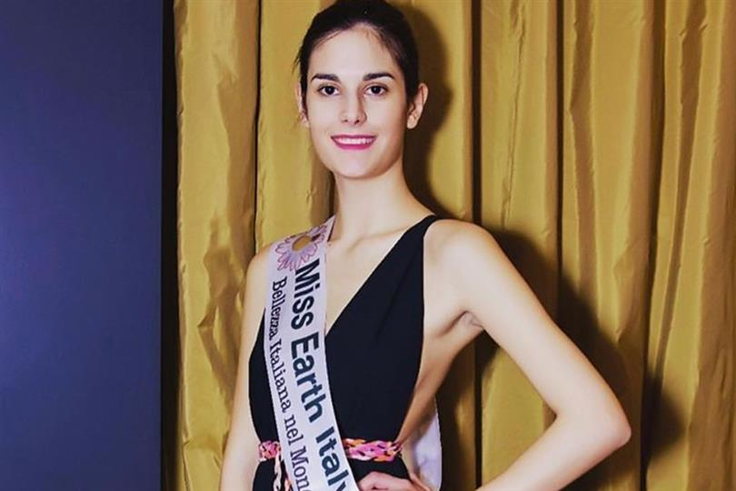Letizia Percoco is Miss Earth Italy 2019