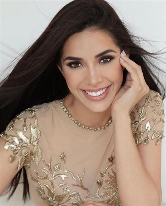 Miss Universe Bolivia 2019 Fabiana Hurtado Tarrazona to depart for Miss Universe 2019