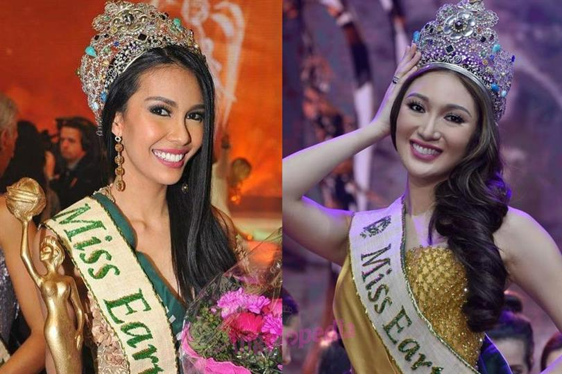 Sandwich Wins at Miss Earth and Miss International