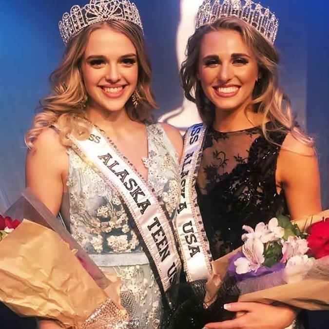 Meet Hannah Carlile Miss Alaska USA 2020 for Miss USA 2020