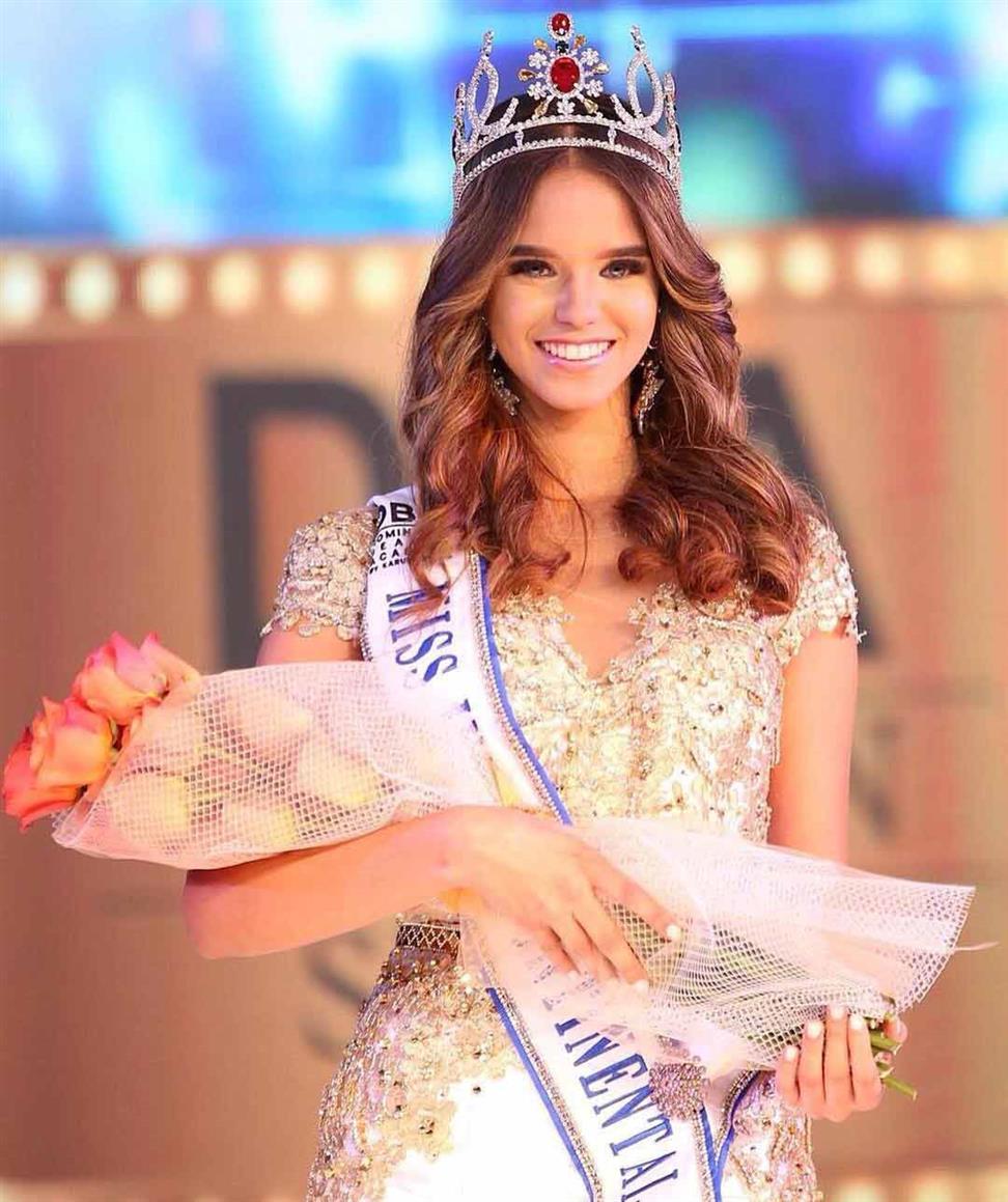 Miss Intercontinental República Dominicana 2018 Wilma Antoniazzi Florentino