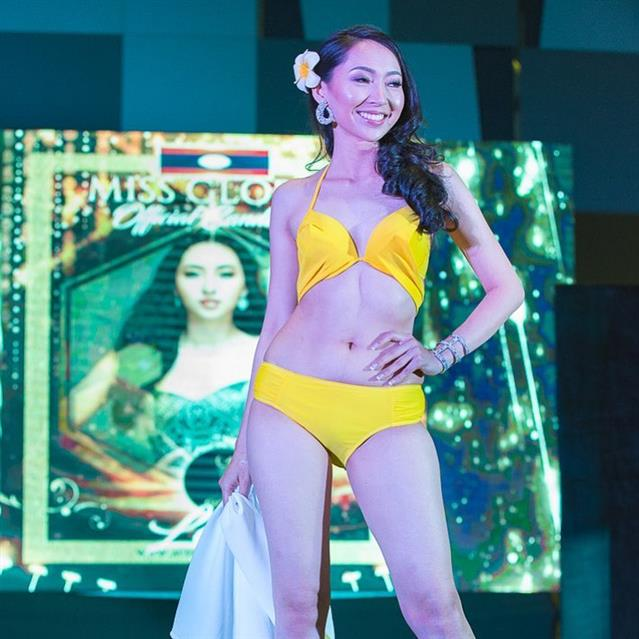 Top 6 Favourites from Swimsuit at Press Conference for Miss Global 2018