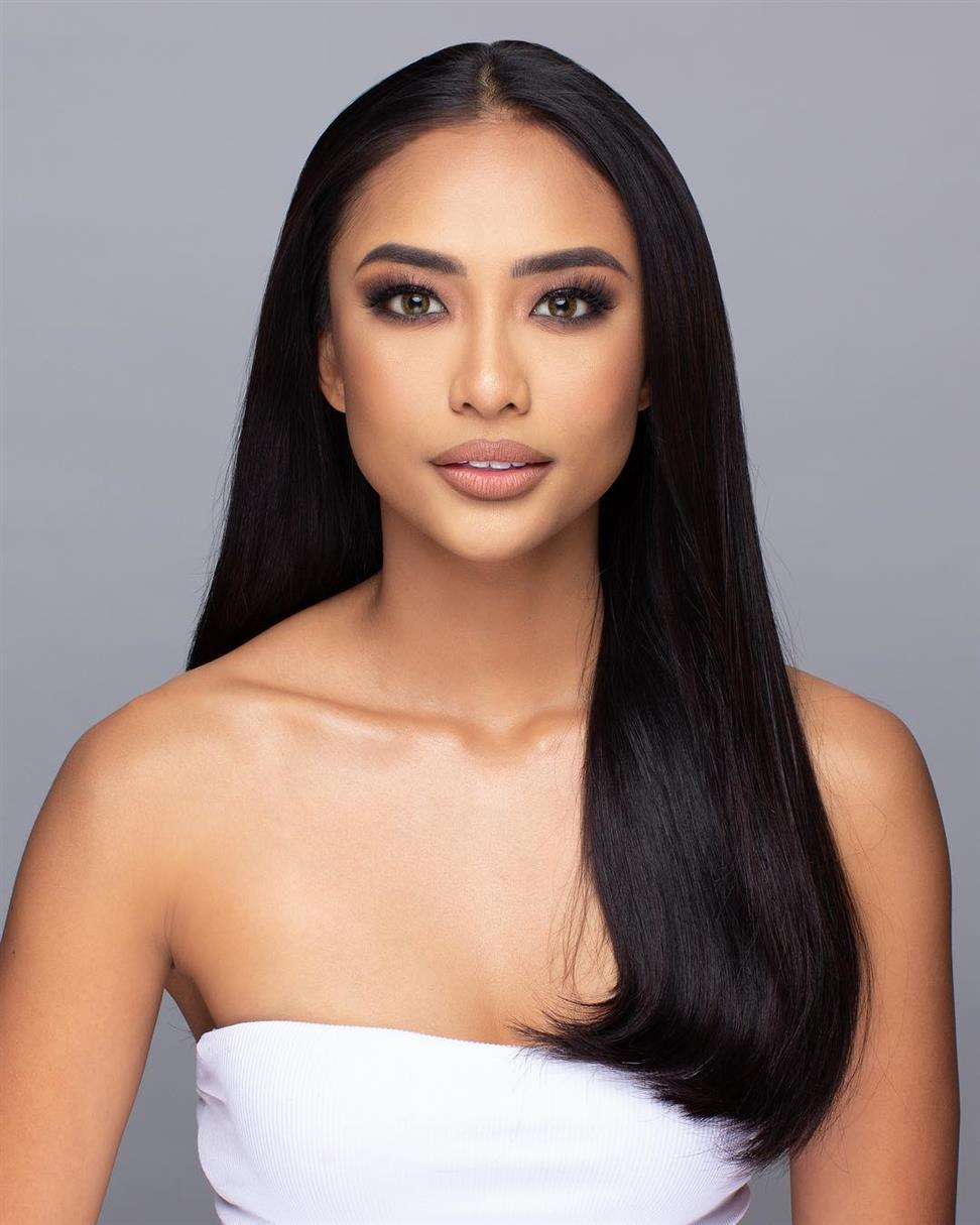 Binibining Pilipinas 2019 Top 40: Denielle Joie Magno