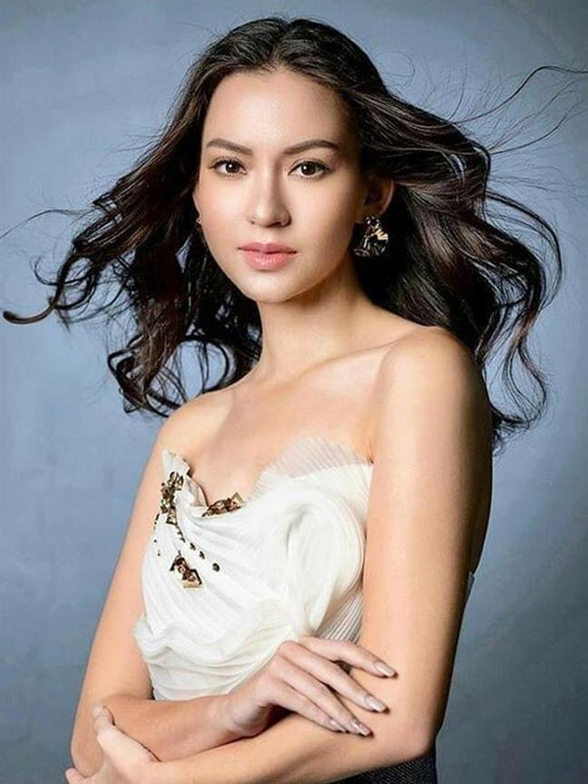 Karina Nadila Miss Supranational Indonesia 2017
