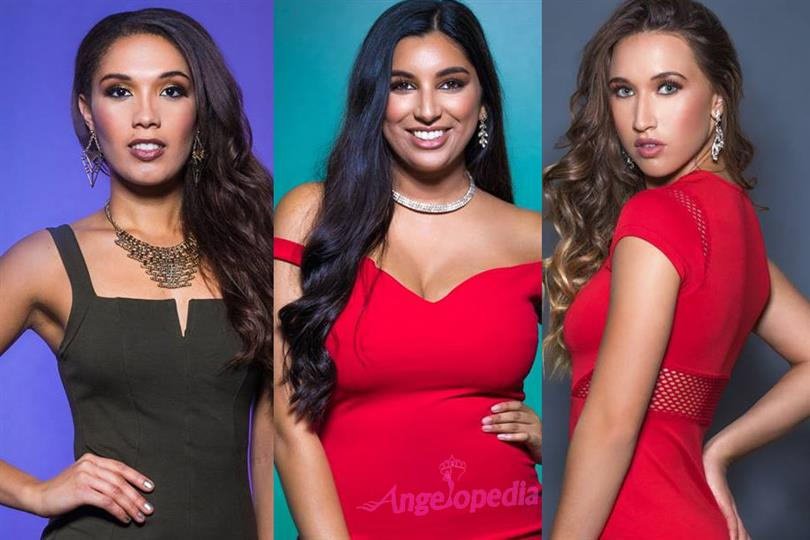 Meet the contestants of Miss Earth New Zealand 2018