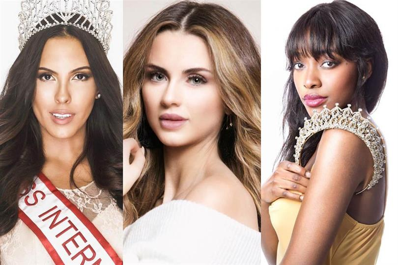 Post-performance analysis of Canada in major international beauty pageants in 2018