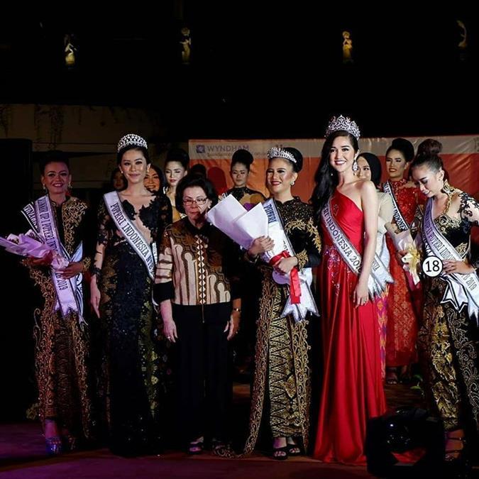 Meet Paradila Anissa Saphira Puteri Indonesia NTB 2019 for Puteri Indonesia 2019