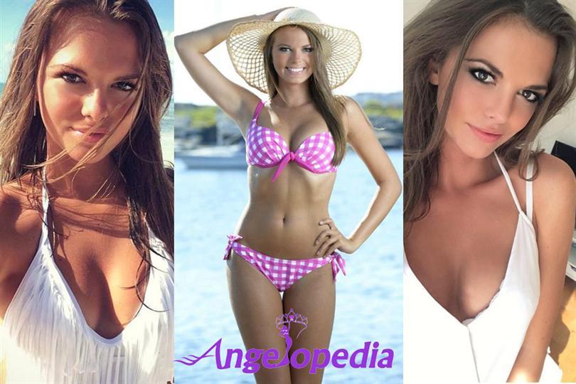 Miss World Sweden 2015 Winner Natalia Fogelund