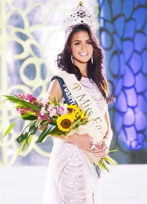 Nellys Pimentel from Puerto Rico was crowned Miss Earth 2019
