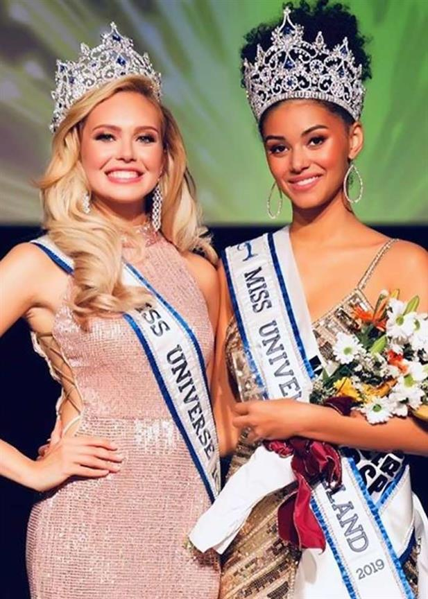 Birta Abiba Þórhallsdóttir crowned Miss Universe Iceland 2019