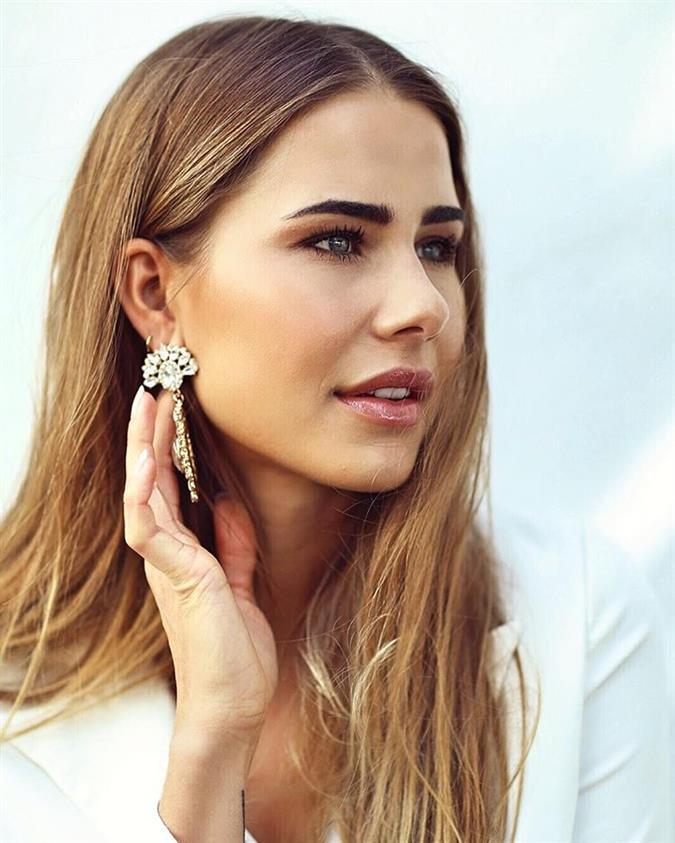 Will Anahita Rehbein win Miss Germany 2018?