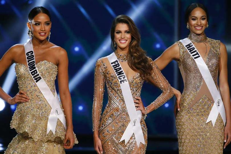 Raquel Pelissier First Runner-up Miss Universe 2016
