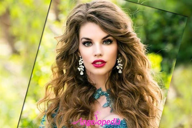 Laura Skutane is the new Miss Earth Latvia 2018