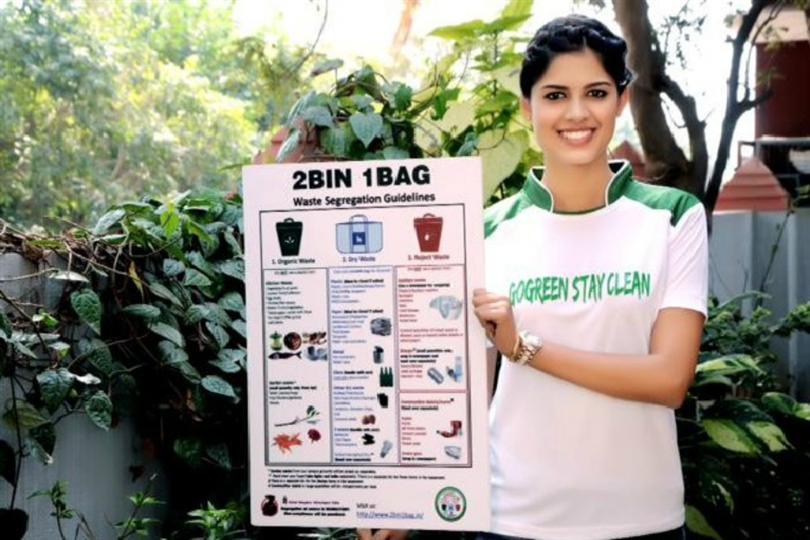 Miss Supranational 2014 Asha Bhat