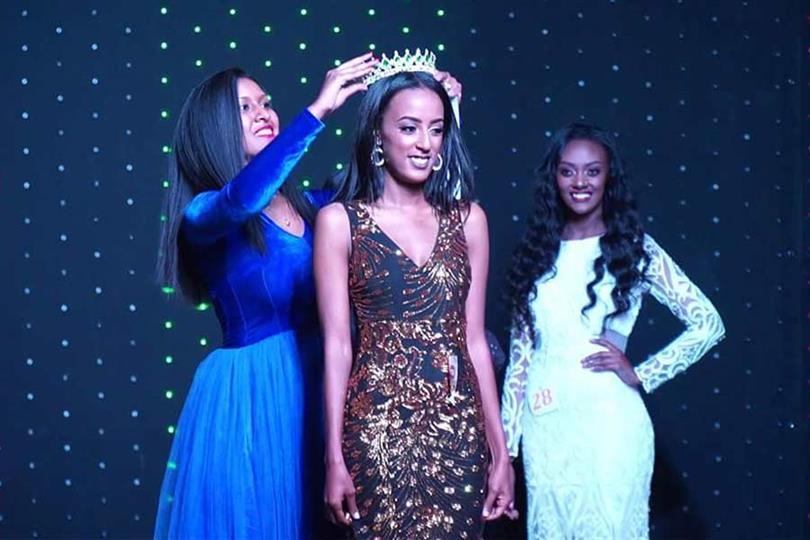 Samrawit Azmeraw crowned Miss Grand Ethiopia 2018