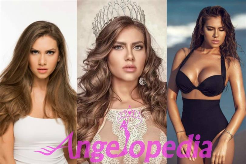 Romania's ambassador Teodora Dan aspires for the Miss Universe 2016 crown