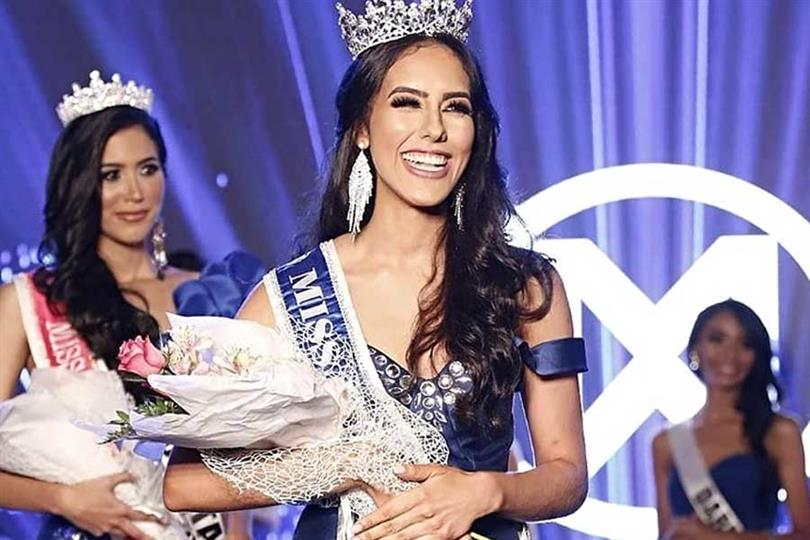 Agustina Ruiz crowned Miss World Panama 2019