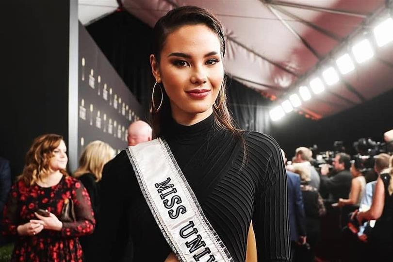 Miss Universe 2018 Catriona Gray to arrive home in Philippines on 20th February