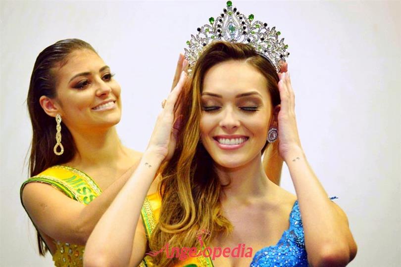 Miss Grand Brazil 2018 Gabrielle Vilela
