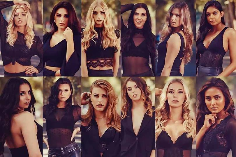 Miss Intercontinental Netherlands 2019 Meet the Contestants