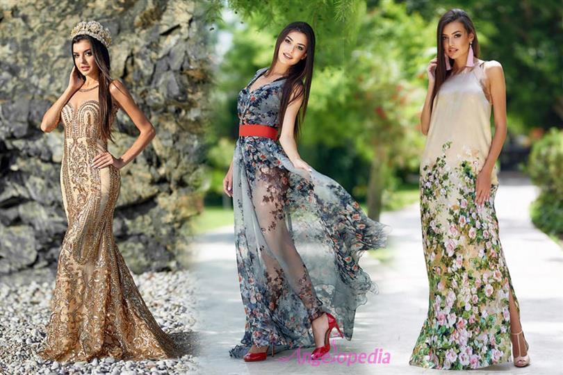 Snizhana Tanchuk Miss Grand Ukraine 2017, our favourite for Miss Grand International 2017