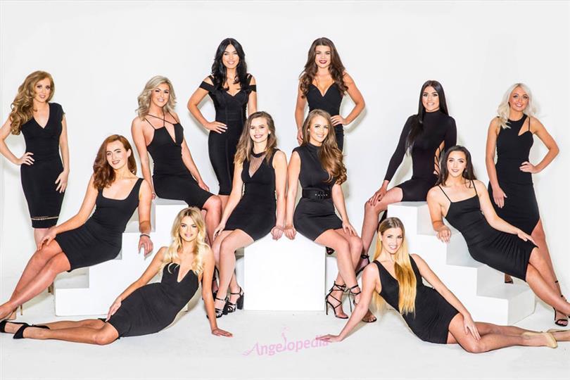 Miss Scotland 2018 Meet The Contestants