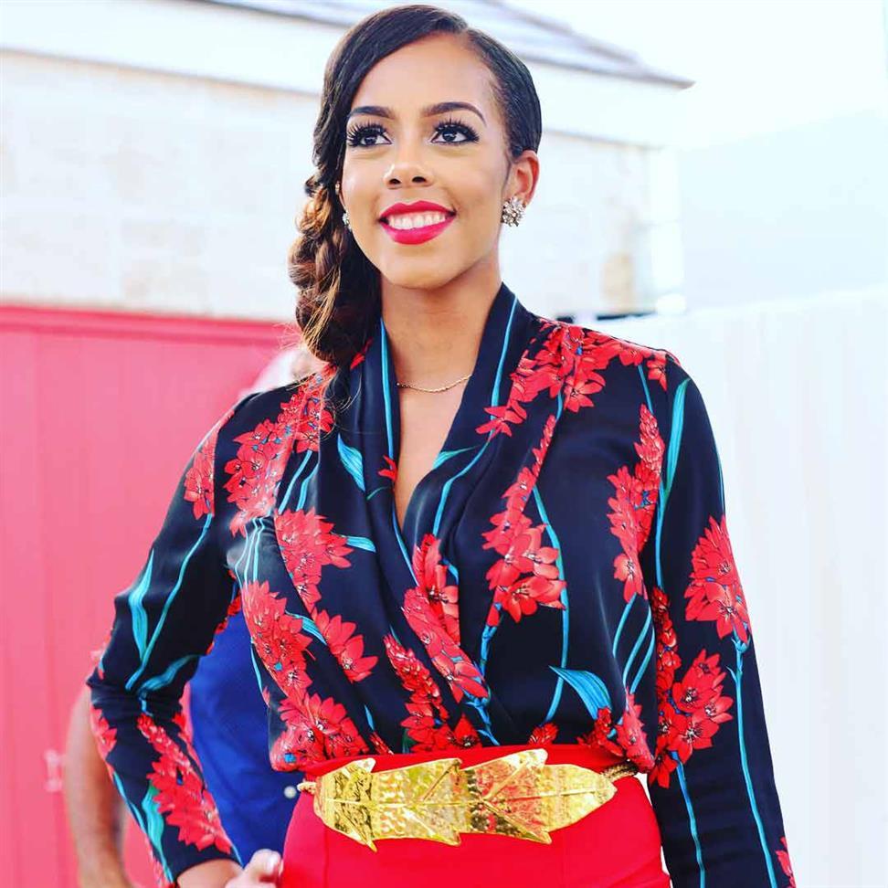 Danielle Grant crowned Miss Universe Bahamas 2018
