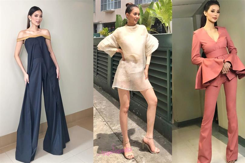Top 3 Best dressed beauty queens of 2018; Philippines edition