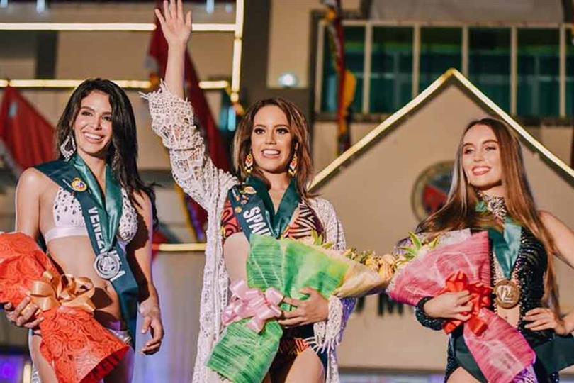 Miss Earth 2019 Resort Wear Competition Winners