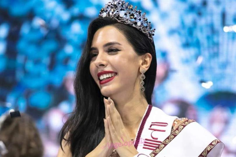 The girl behind the crown - Miss Armenia 2018 Arena Zeynalyan
