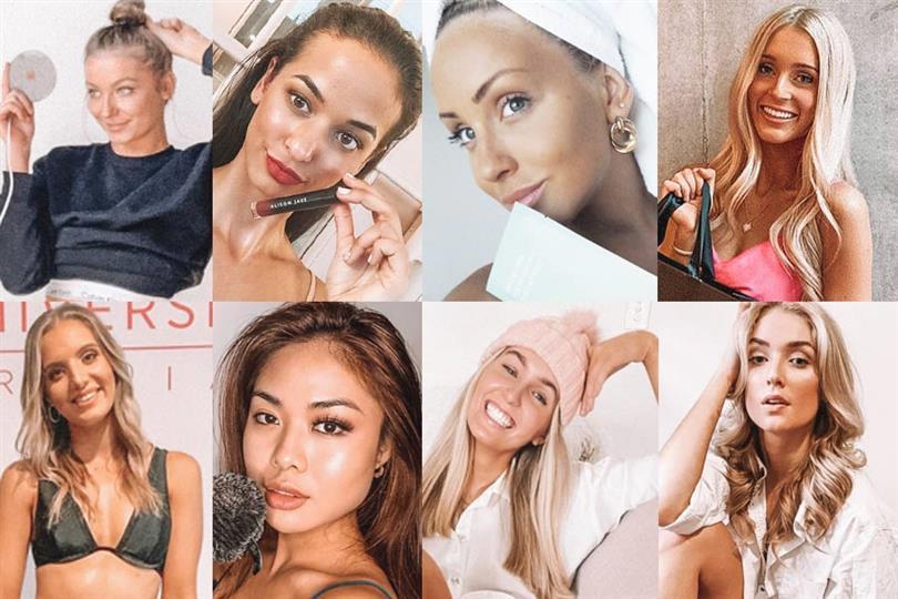 Miss Universe Australia 2020 Meet the Wild Card Contestants