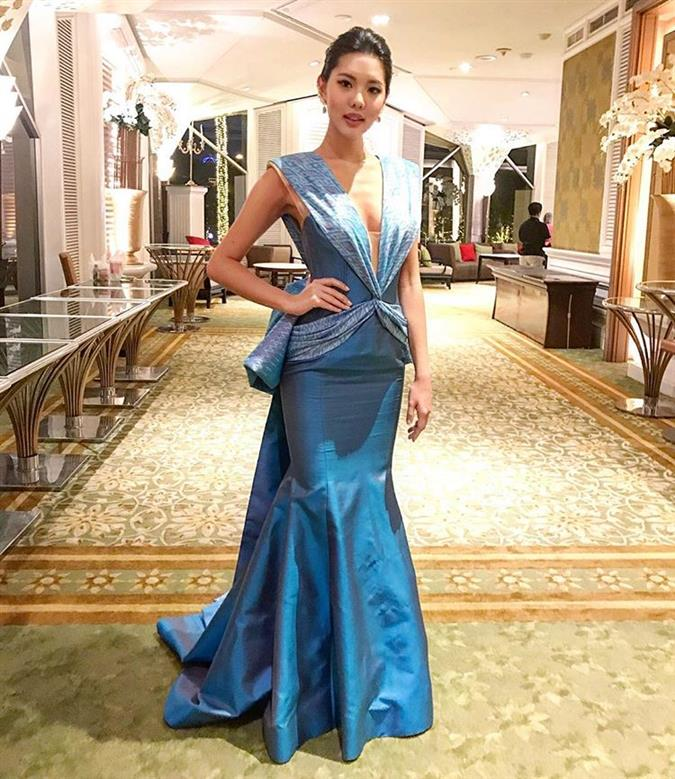 Jane Teoh Jun Miss Universe Malaysia 2018, our favourite for Miss Universe 2018