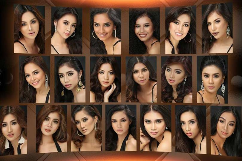 Miss Global Philippines 2018 Meet The Contestants