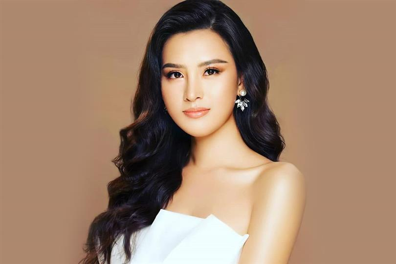 Thái Thị Hoa appointed Miss Earth Vietnam 2020