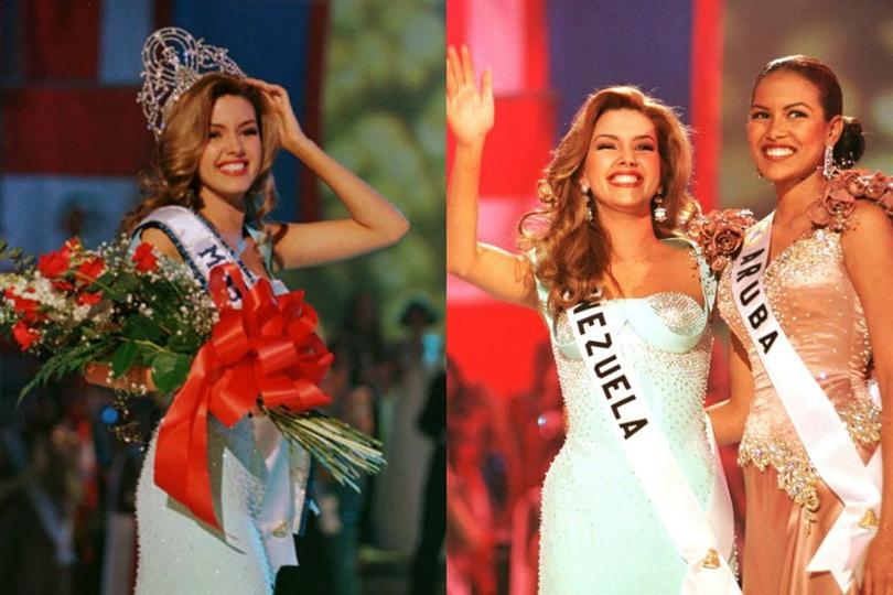 Alicia machado 1996 miss universe having sex tape at la granja - 1 5