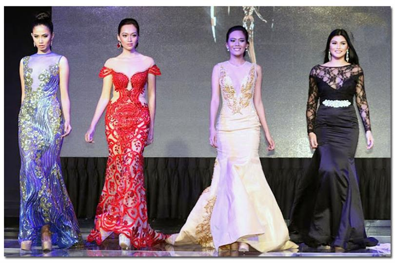 Take a glimpse at Miss Philippines Earth 2016 Evening Gown Contest ...